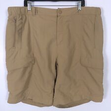 North Face Paramount Peak Convertible Nylon Hiking Shorts(missing legs) Mens XXL