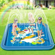 Wasserspielmatte Peradix Splash Pad Wasserspielzeug Garten Sommer Pool B-WARE