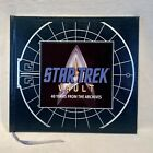 STAR TREK Vault : 40 Years from the Archives Leather Hardcover by Easton Press