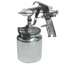 Air Compressor Paint Spray Gun Car Truck Sprayer 1000L DIY Tool UK T15