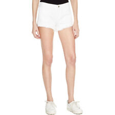 J Brand Shorts SACHI Mid-Rise Cut Off White Denim W29 AU11 US7 UK9 NEW Womens