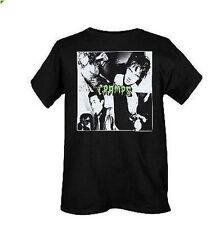 The Cramps Photos   Music punk rock t-shirt  L-XXL  NEW