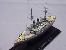 Eaglemoss 1/1100 Asahi ?? 1905 Battleship Warships Japanese Diecast WS69