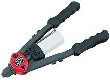 13 Inch Hand Rivet Tool Threaded Riv Nut Riveter Heavy Duty Metal Nosepieces Kit