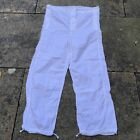 Dutch Army Surplus Production Neige Pantalon Cam WHITE'S Seyntex Snowcamoflage,