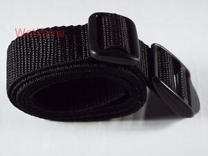 Rucksack 2 x Ladder Lock Buckle Compression Straps Backpack Belt Ties UK Made