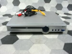 Desay DS-5701 DVD Player TESTED No Remote, Audio / video cables included.