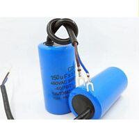 150uF-500uF CD60 450VAC Motor AC Startkondensator und Laufkondensator GE