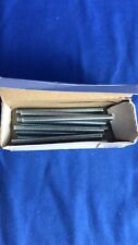 Hillman 44843 M8-1.25 x 100 Zinc Threaded Rod, 10-Pack