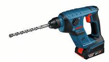 Bosch Akku-bohrhammer GBH 18 V-li Compact blau