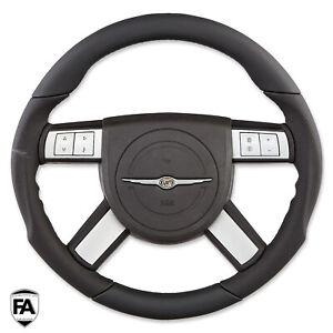 Chrysler 300C CRD Sportlenkrad / Sport Steering Wheel Nappa LEATHER NEW