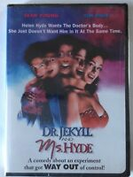 Dr. Jekyll and Ms. Hyde (DVD, 2004) SEAN Young / FACTORY SEALED /