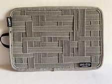 """Cocoon GRID-IT! Accessory Organizer - 12"""" x 8.25"""" Silver Graphite Gray"""
