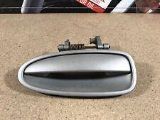 1996-2001 ACURA INTEGRA (REAR) LEFT DRIVER SIDE EXTERIOR DOOR HANDLE LEFT SILVER