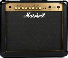 Marshall MG30GFX Guitar Amp Combo Gold
