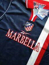Atletico de Madrid Reebok Size S camiseta 1998 1999 jersey LFP maillot retro