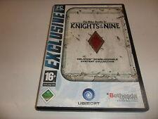PC  The Elder Scrolls IV - Oblivion: Knights Of The Nine (Add-On) [Ubisoft eXclu