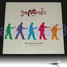 "GENESIS ""LIVE THE WAY WE WALK - VOL 2"" RARE LP SEALED"