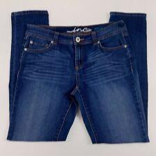 INC Denim Jeans Size 8s Short Skinny Leg Regular Fit Stretch Womens