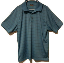 Grand Slam Golf Shirt Teal Adult XL