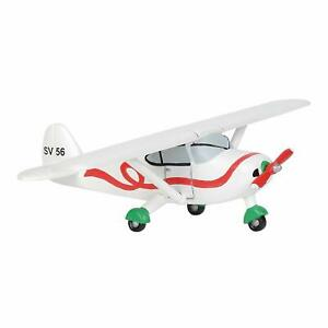 Department 56 Snow Village Santa's Plane (6003151)