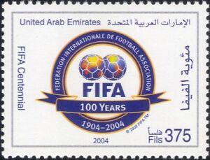 UAE 2004 FIFA 100th Anniversary/Football/Sports/Games/Soccer 1v (n19698)