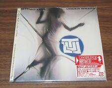 S/S! JETHRO TULL Japan PROMO CD mini LP card sleeve CD Under Wraps 2005