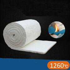 Silicate Ceramic Fiber Blanket Insulation High Temperature Fireproof Mat Pad