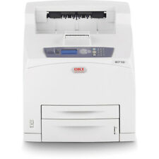 OKI B720N B720 A4 Mono USB Network Parallel Desktop Laser Printer + Warranty