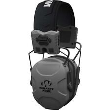 Walker's XCEL 500BT Digital Electronic Muff w/Voice Clarity & Bluetooth, Gray