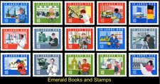 EBS East Germany DDR 1964 15th anniversary of the GDR Michel 1059-1073 MNH**