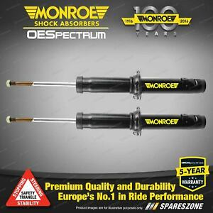 Front Monroe OE Spectrum Shock Absorbers for VW Passat 3C 3CC Synchro 4Motion CC