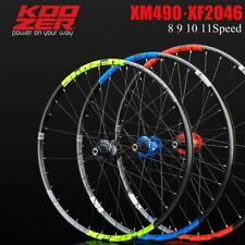 Alloy MTB Mountain Bike Wheelset Wheels XM490 hub bicycle wheel 26er/27.5er/29er