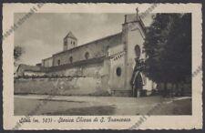 TORINO SUSA 28 Cartolina viaggiata 1949