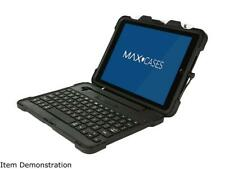 """Max Cases Black Extreme KeyCase w/Lightning Connector for iPad 5/6 9.7"""" (Detacha"""