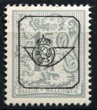 Belgium 1977-85 SG#2463, 1f50 Grey Ord. Paper MNH Pre Cancel #D48356