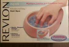 Revlon Moisture Stay Nail Spa Massage Manicure RVS1305 With Swirling Massage NEW