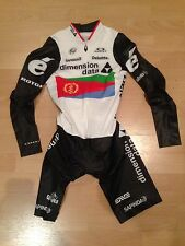 Dimension Data Team Cycling Eritrean Champion TT Skinsuit Zeitfahranzug Oakley