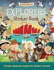 Explorers (Sticker History),George, Joshua,New Book mon0000121753