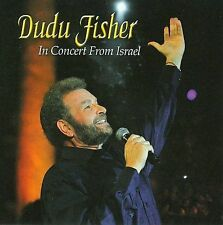 In Concert from Israel * by Dudu Fisher (CD, 2008, Gelb Promtions) NEW Sealed