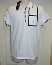 NANNY STATE White Polo Shirt Size Small (RRP £44.99)
