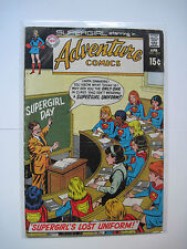 Adventure Comics/Supergirl #392 (DC, 4/70) Lost Uniform! VG/VG+