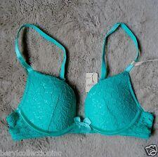 NWT Aerie Brooke pushup Bra Slab Grey Cute & Sexy 34A 3732 357