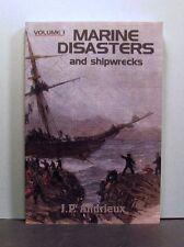 Marine Disasters, Newfoundland and Labrador, Volume I,  published 2004