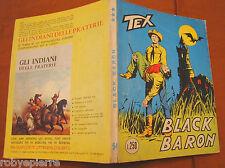 Raro Tex Tre 3 stelle n 94 del 1971 Black Baron originale vendo L 250 lire buono
