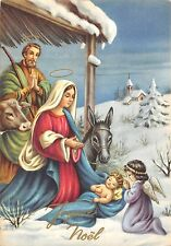 Joyeux Noel Baby Jesus Church Kirche