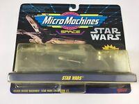 Star Wars Micro Machine Collection #1 Millennium Falcon X-Wing Star Destroyer