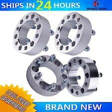 4 PCS 6x5.5 for 2001-2007 Toyota Sequoia 2 Inch Wheel Spacers