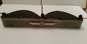 1980-1989 Cadillac Fleetwood Brougham RWD Turn Signal Marker Light Gold RH Right