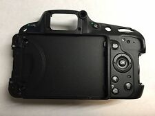Nikon D5100 Back Rear Housing Only No Flex Repair Part